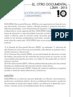 Información EOD 2013