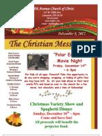 December 9 Messenger