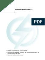 Financial Statements SESA 2010 *