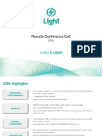 Presentation - 4Q09 and 2009 Results