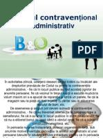 Dreptul contravențional administrativ