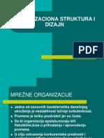 Organizaciona Struktura i Dizajn