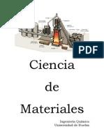 Ciencia de Materiales - Ingeniería Química - Muy Bueno