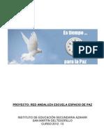 Proyecto Escuela Espacio de Paz