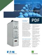 Brochure Power Xpert UX