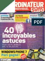 40 incroyables astuces (pour vos PC, Mobiles, Box, TV, Baladeurs, etc...