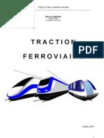 Cours de TRACTION Ferroviaire