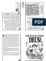 Folheto Como Posso Encontrar Deus?
