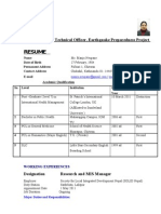 Updated CV_Manju Neupane