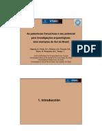Paleotocas & Arqueologia