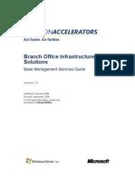 BOIS Base Management Services Guide