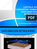 Conceptos Sobre Exploracion Petrolera