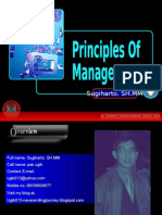 intro to principles of management