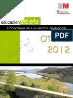 Centros Educacion Ambiental