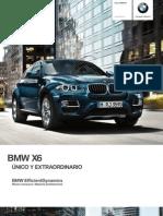 Catalogo BMW X6