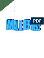 Manual Deep Freeze DIAZP