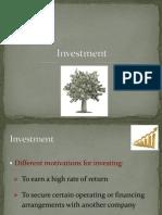 Investment 3