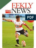 Compressport Weekly News 28NOV12