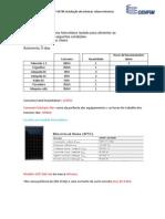 4º-Exercício de calculo de sistema automato fotovoltaico