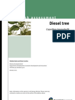 IPA Diesel Tree Risk Assessment