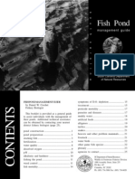 Fishpond Management Guide