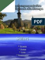 Monumente Reprezentative de Arta Religioasa Din Europa