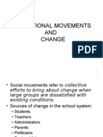 Reform and Movement Ch 13 n 14