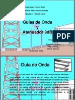 Guias de Onda yb Atenuador 3dB