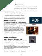 5° - Pouvoir de La Musique - Musique Du Pouvoir_fiche Eleve