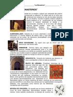 Glosario Monasterio