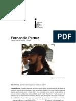Privadoentrevistas Fernando Pertuz