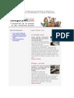Categorynet.com du 2 février 2009