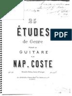 Napoleon Coste Op. 38