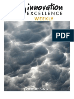 Innovation Excellence Weekly - Issue 10
