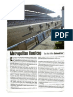 Metropolitan Handicap 2008