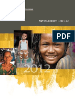 AUSTRALIAN AGENCY FOR INTERNATIONAL DEVELOPENT - ANNUAL REPORT I 2011–2012