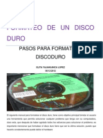 Manual de Formatear Disco Duro