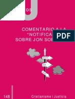 es148 - Notificación y Comentario Jon Sobrino