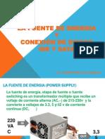 7 CONEXION DE FUENTE DE ENERGIA
