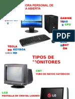 FUNCIONAMIENTO FISICO DE LA PC