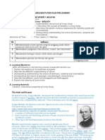 Rencana Pelaksanaan Pembelajaran Genetik Inggris Dan Soal
