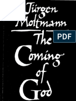 The Coming of God - Jurgen Moltmann