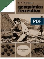 Geoquímica Recreativa