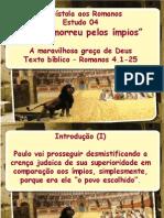 Estudo 04 Epistola Aos Romanos