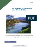 Guia para el Diseño de pequeñas centrales Hidroeléctricas PCH