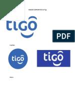 Imagen Corporativa de Tigo
