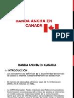 Band a Ancha Canada