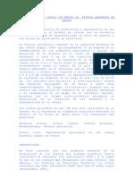 Implantacion de Canula Con Metodo de Fistula Abdominal en Cerdos
