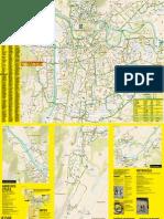 Plan Pistes Cyclables La Metro 2011