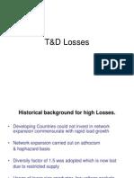 T&D Losses